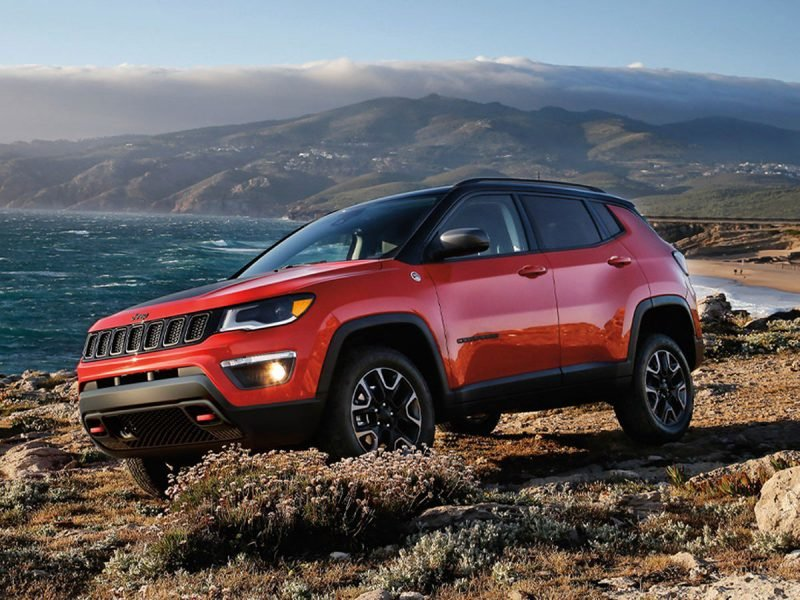 2020 Jeep Compass Overview Capability